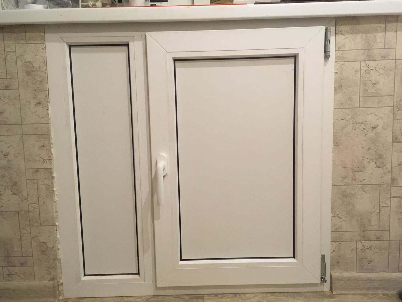 Холодильник под окном цена