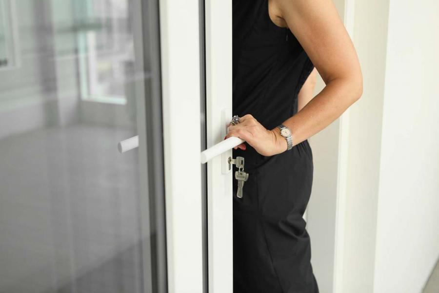 Раздвижные двери на балкон цена от производителя - 1058629607