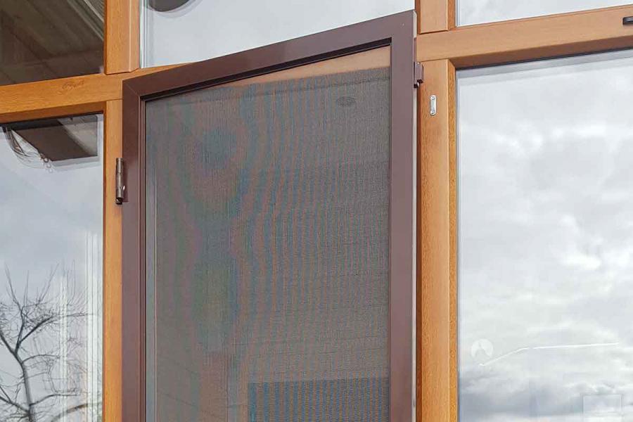 Москитная сетка на балконную дверь - 1589841076