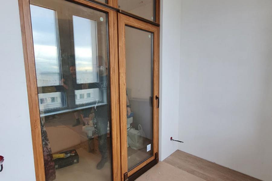 Параллельно-сдвижные двери для нашего заказчика - 1871304740