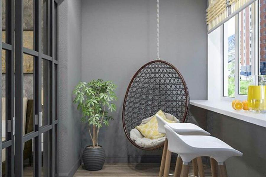 Отделка и обшивка балконов