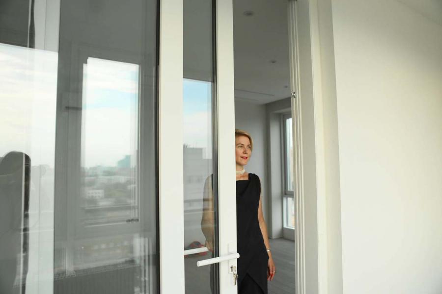Раздвижные или распашные двери на балкон? Выбираем лучшее - 1268988597