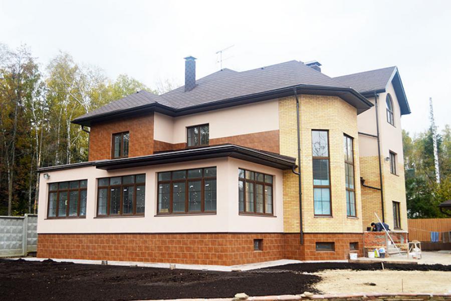 Пластиковые окна в цокольном этаже: размеры, конфигурация, цены - 1793956900