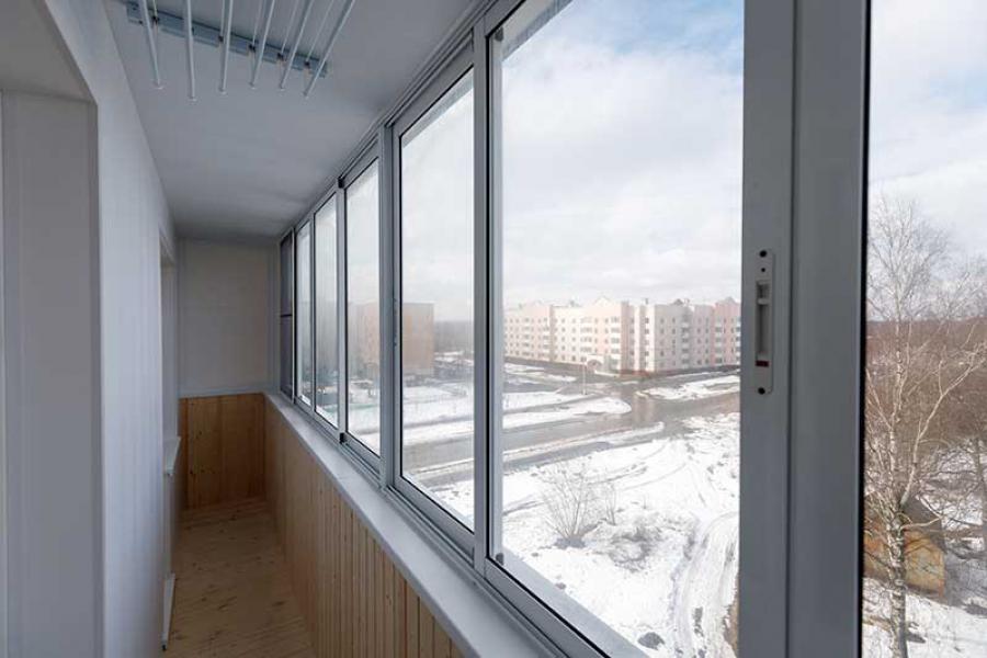 Как остеклить балкон в городе Павловский Посад, Ногинск, Электрогорск, Электросталь? - 1467367154