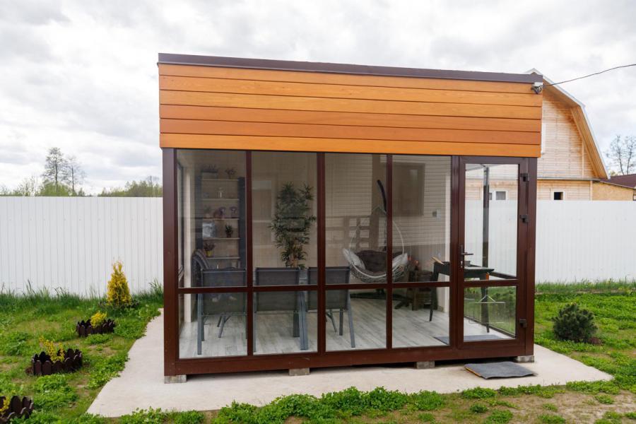 Пластиковые окна в Сонино для террас и веранд - 632236508