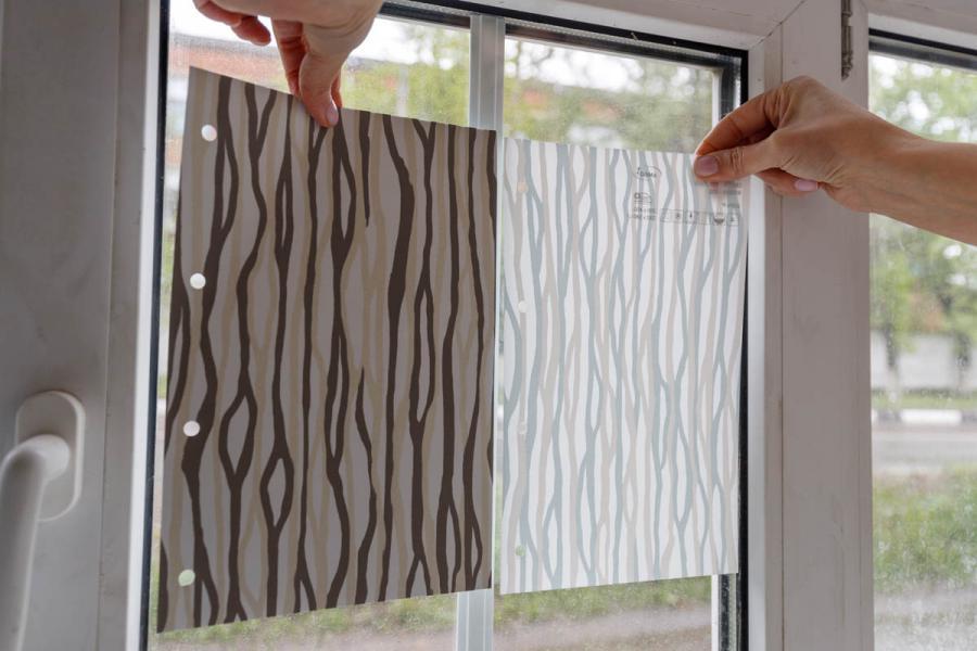 Где купить жалюзи блэкаут на пластиковые окна с доставкой по РФ? - 339982548