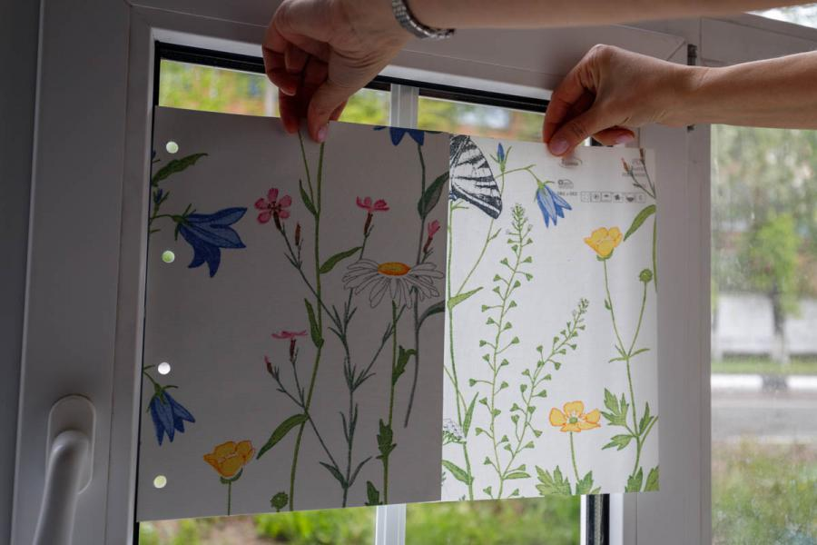 Жалюзи блэкаут на пластиковые окна - 1711487391