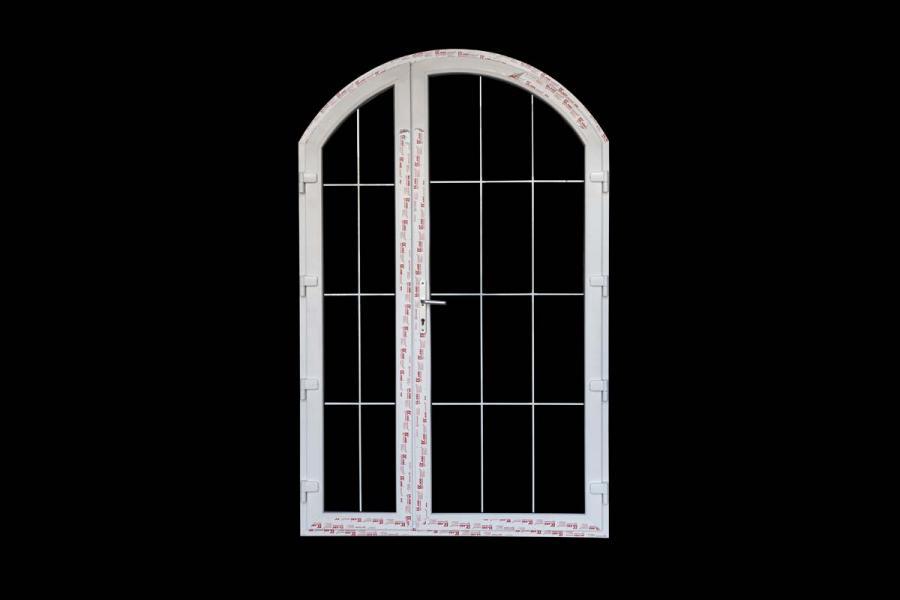 Арочные окна и двери – гармония стиля и практичности - 735068065