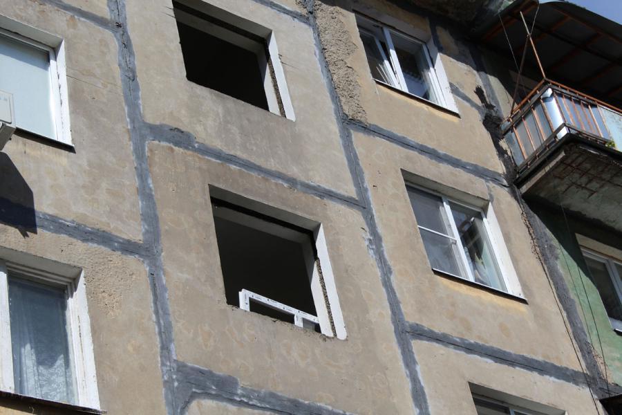 Пластиковые окна в подъезде: замена или ремонт? - 1832455382