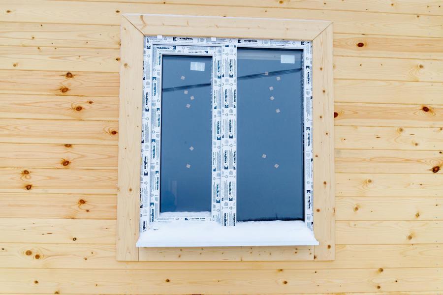 Готовые окна для дачи - 1843027545