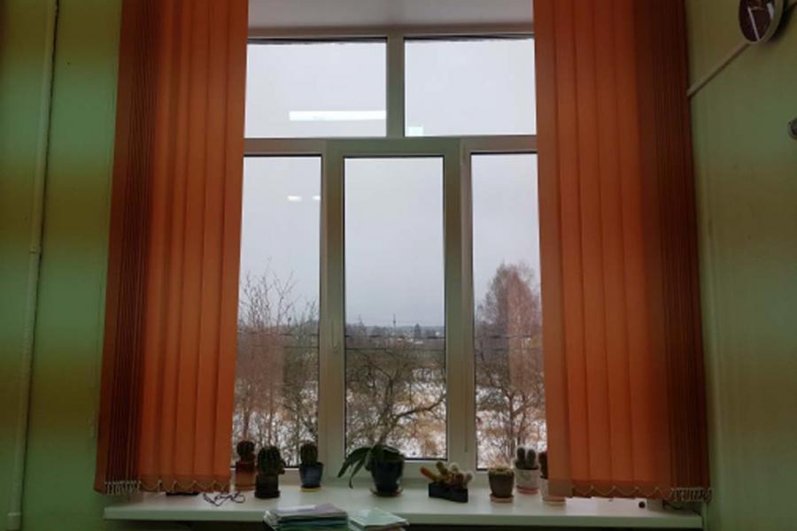 Замена старых окон в школе №24 г. Павловский Посад - 446809718