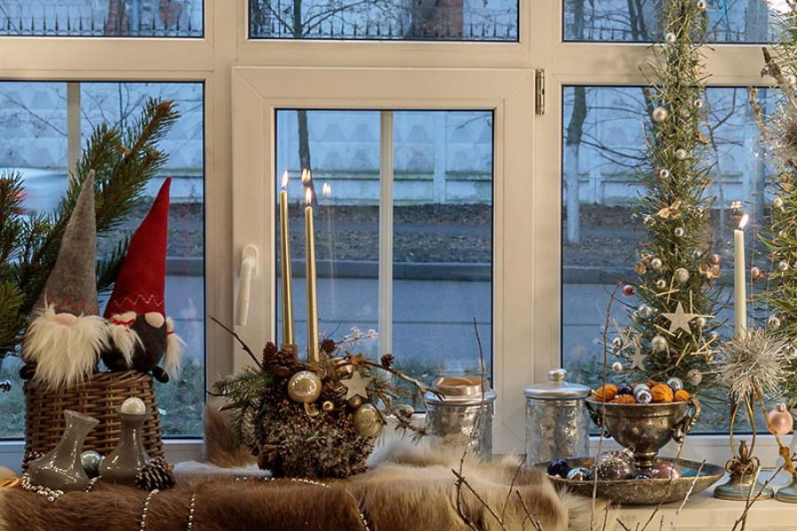 """Внимание конкурс! """"Укрась окно и получи окно КВЕ в подарок!"""" - 1689831195"""