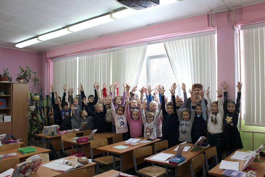 Новые пластиковые окна для школы № 5 г. Электросталь - 679885515