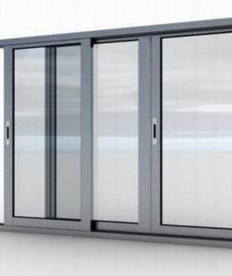 Раздвижная алюминиевая система Provedal 640 (Трехстворчатая)
