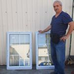 Дачные пластиковые окна в Павловском Посаде дешево - 498612463