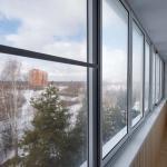 Раздвижные окна, балконы - 2012369019
