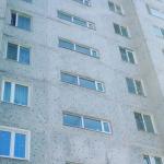 окна в подъездах