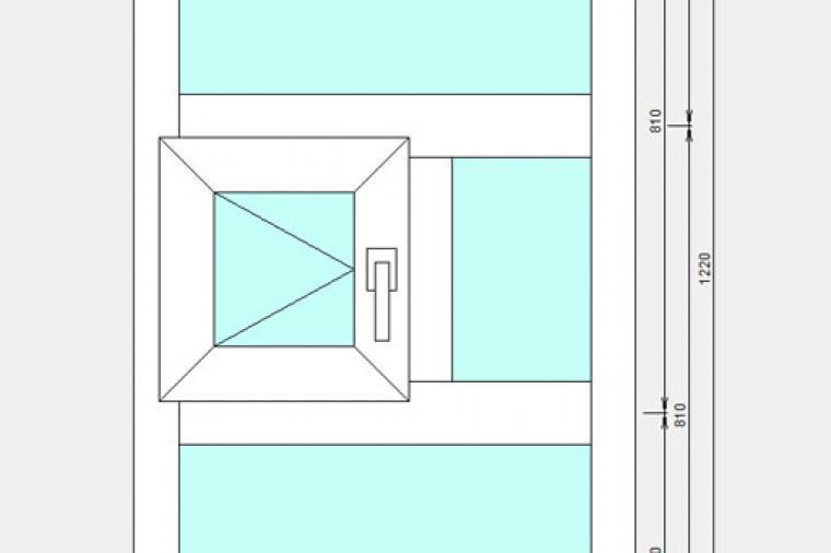 Изготовление пластиковых окон с форточками - 1895031994