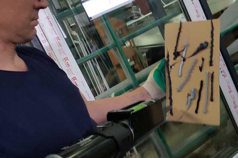 Технология вклейки стеклопакета - 1291679943