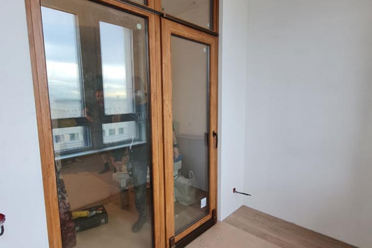 Параллельно-сдвижные двери для нашего заказчика - 659473825