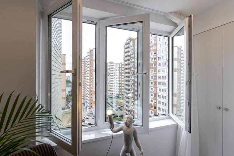 Какие окна ставить в квартиру? - 267971191