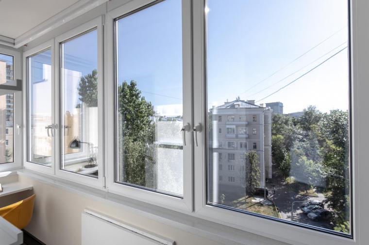 Остекление балкона под ключ - 170453472