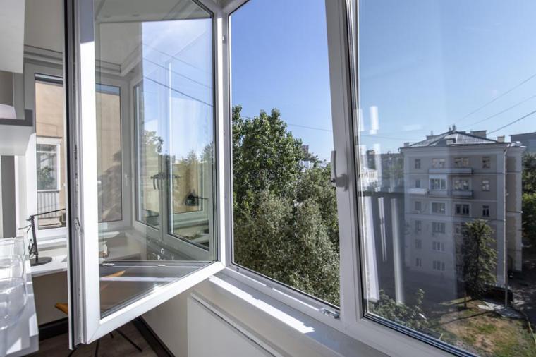 Остекление балкона Павловский Посад - 342826040