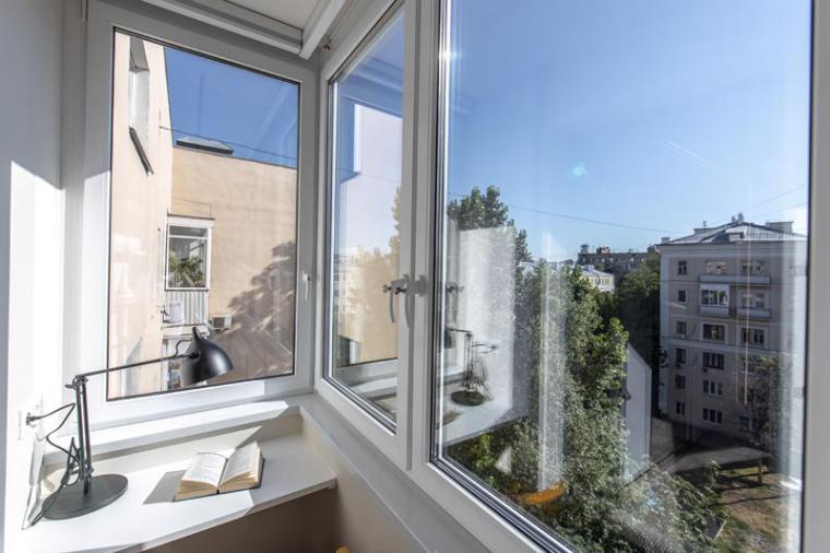 Остекление балкона Павловский Посад - 1416386536