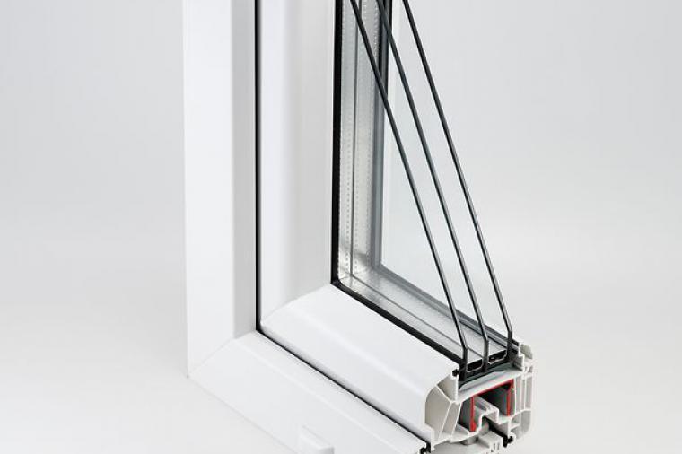 Тихие окна Rehau Intelio 80 - 1313084315