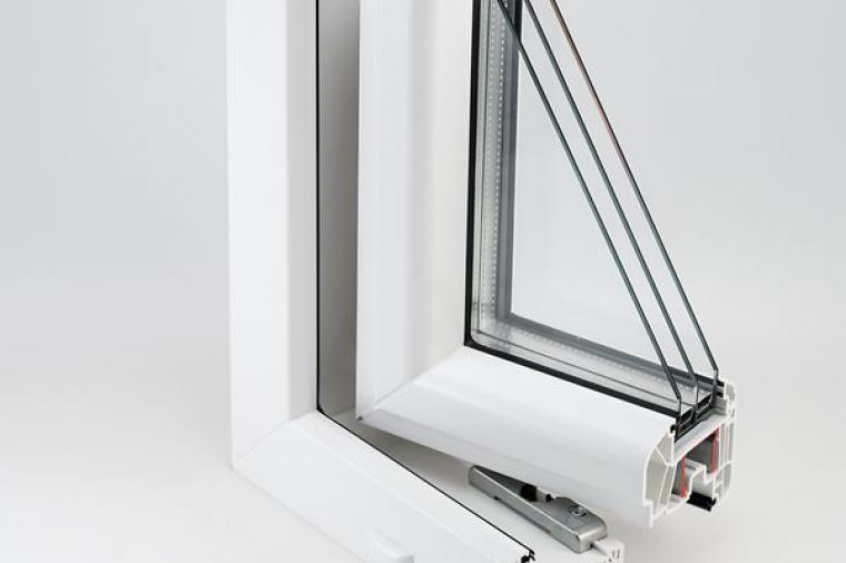 Тихие окна Rehau Intelio 80 - 831293210