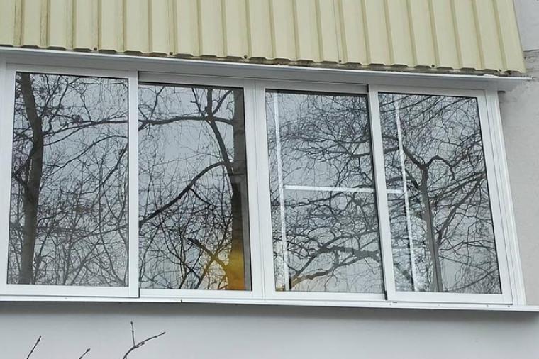 Как купить алюминиевые раздвижные окна без монтажа? - 2144372028