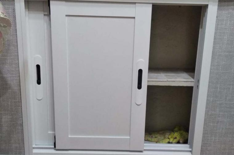 Зимний холодильник под окном - 2106820604