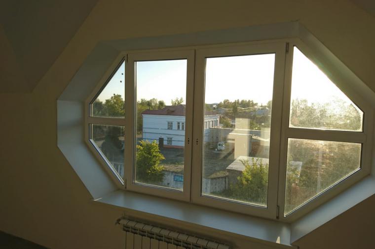 Окна в Павловском Посаде 3