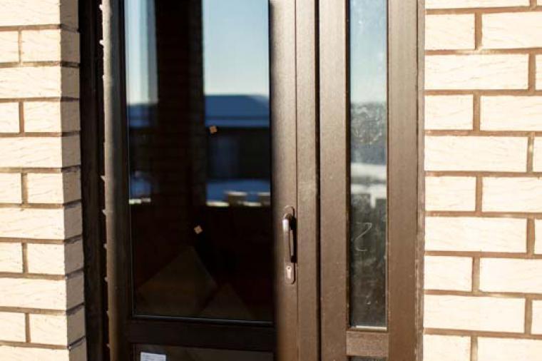 Остекление домов и коттеджей: выбираем цвет окон - 905767277