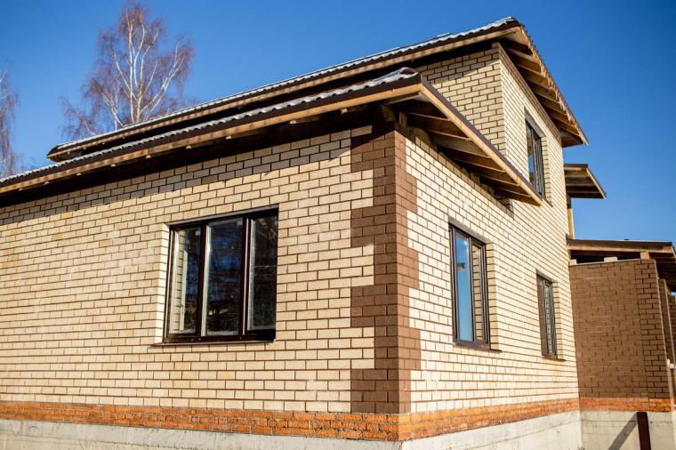 Остекление домов и коттеджей: выбираем цвет окон - 352091860