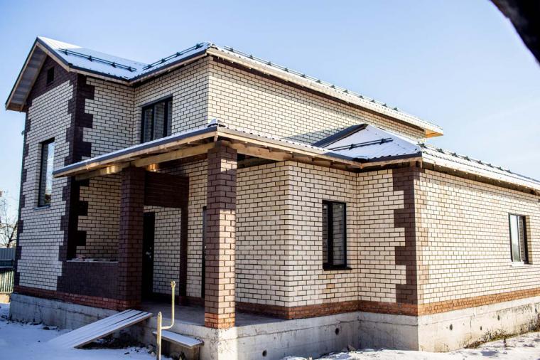 Остекление домов и коттеджей: выбираем цвет окон - 215228697