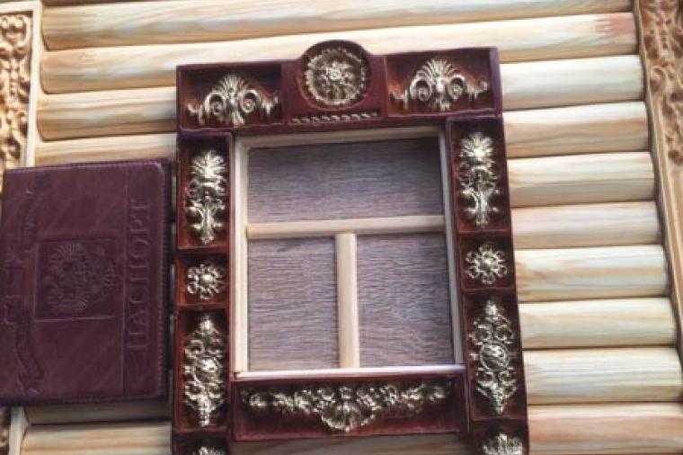 Деревянные наличники на пластиковые окна - 1748594197