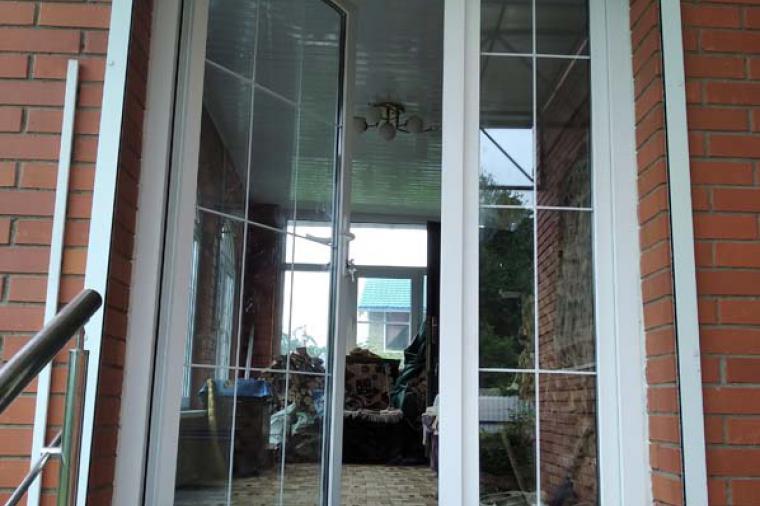 Арочные окна и двери – гармония стиля и практичности - 2069667835