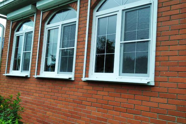 Арочные окна и двери – гармония стиля и практичности - 315228668
