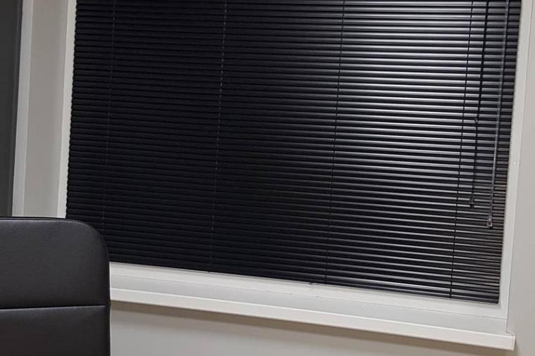 Как оформить заказ на черные жалюзи? - 308980849