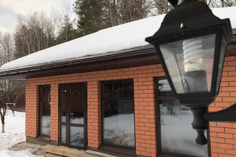 Пластиковые окна в деревенский дом в Грибаново - 1778636816