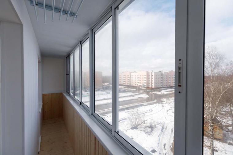 Раздвижные окна, балконы - 2071086874