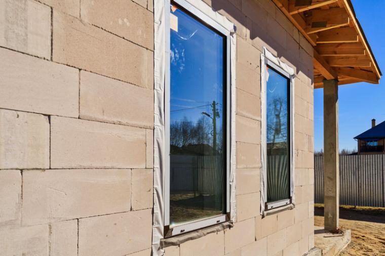 Глухое пластиковое окно: плюсы и минусы - 880391142