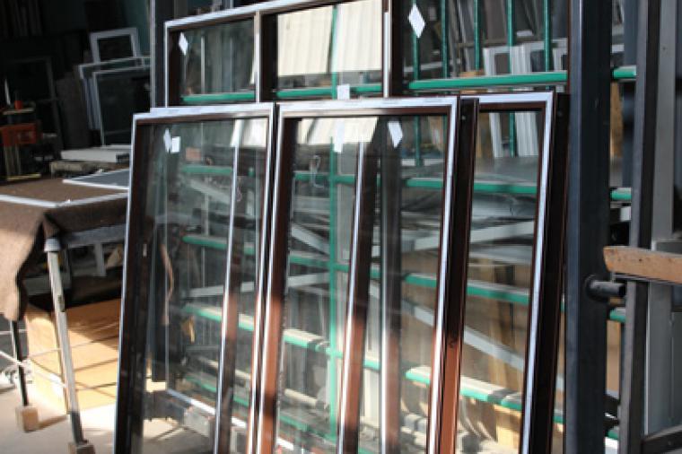 Оперативное изготовление раздвижных окон из алюминия - 1982518041