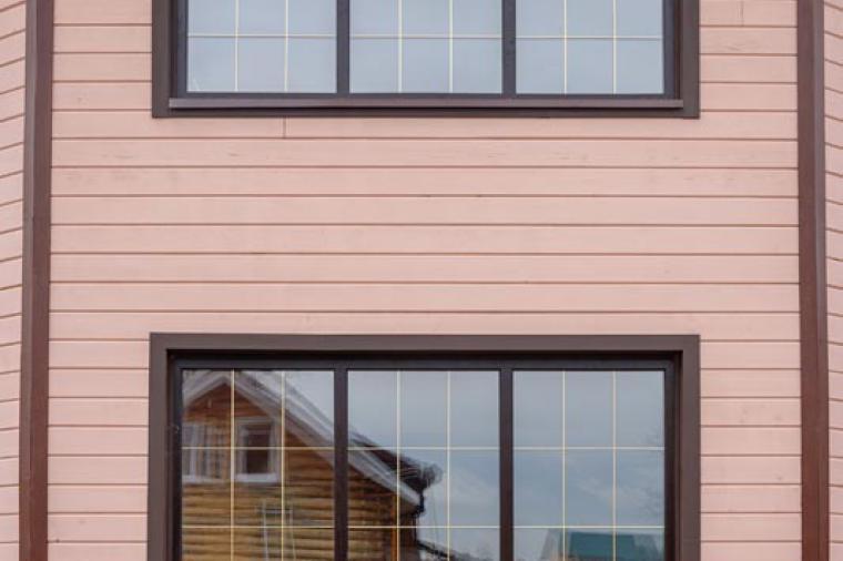 Пластиковые окна в деревенский дом в Грибаново - 602841545
