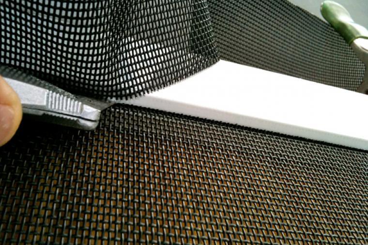 Москитная сетка на окна ПВХ - 1234213594