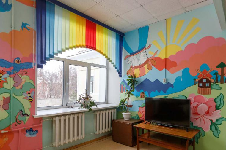 Жалюзи в детский сад - 1279059542