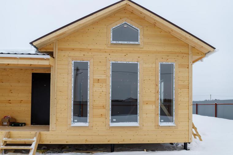 Окна в каркасном доме - 1312666041