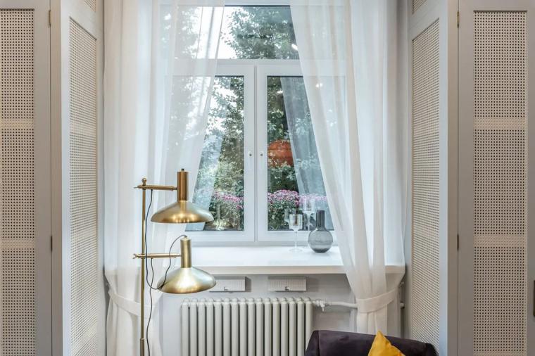 Пластиковые окна в сталинский дом - 244079624