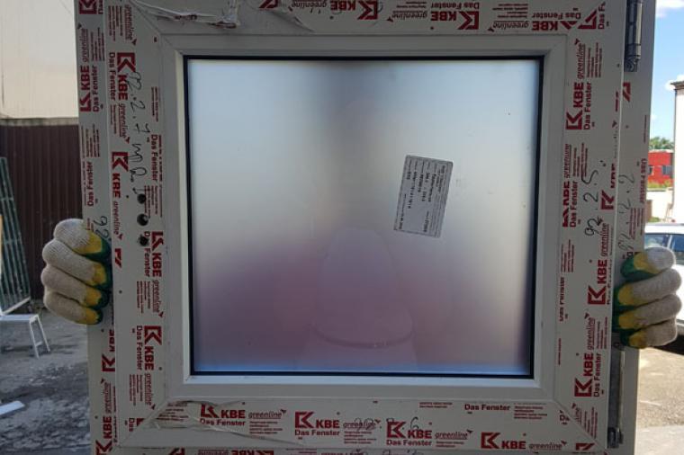 Окна с матовым стеклом - 649478874